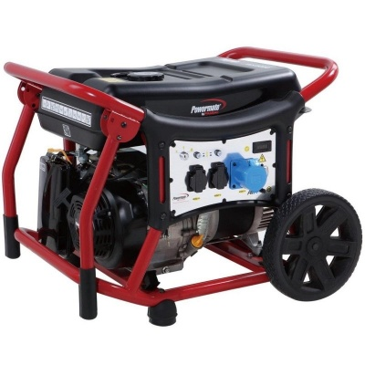 Бензиновый генератор Powermate (by PRAMAC) WX6200ES